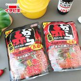 日本 ICHIBIKI 本家赤鍋湯底 750g 小辣 大辣 湯底 火鍋 高湯 火鍋高湯 底料 鍋物