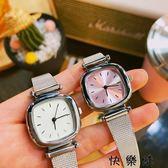 韓版金屬氣質手錶簡約清新復