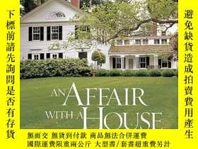 二手書博民逛書店An罕見Affair with a HouseY19139 Bu