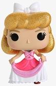 【 Funko 】POP迪士尼 仙履奇緣 仙杜瑞拉 w/粉紅裙 鑽石閃光版 (FK52261) / JOYBUS玩具百貨