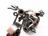 鐵製工藝品 摩托車模型擺件 創意精品 生日禮物 手工家居裝飾