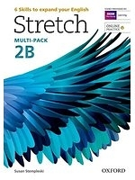 二手書《Stretch: Level 2: Student s Book & Workbook Multi-Pack B with Online Practice》 R2Y ISBN:0194603334
