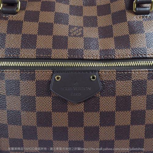 Louis Vuitton LV N41013 Iéna MM 經典棋盤格紋肩背包 全新 現貨【茱麗葉精品】