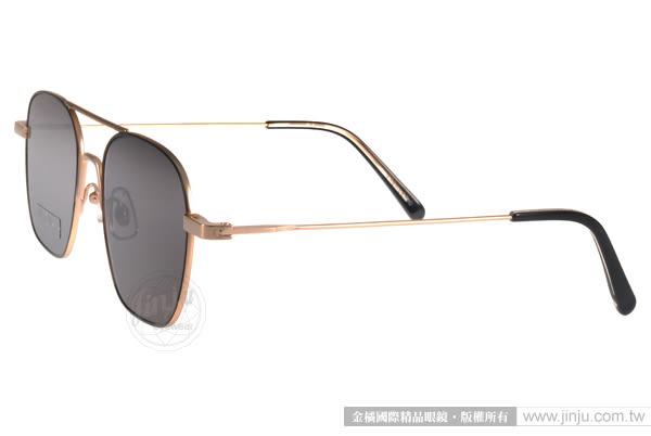 STEALER 太陽眼鏡 ILLUSION C08 (金-灰) 現代元素率性飛行款 # 金橘眼鏡