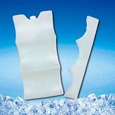冰寶 冰磚 保冰盒 保冷劑 單波浪款 保冰劑 冰晶盒 冰盒 冰敷 降溫 極凍保冰磚【Z188】生活家精品