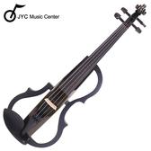 JYC Music 高階SV-150墨綠刷線靜音提琴(雙輸出/三段EQ) 限量!!