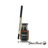 日本John s Blend 室內香氛擴香瓶(140ml/瓶)白玉蘭花