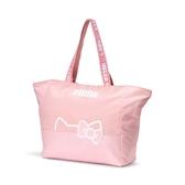 Puma x Hello Kitty Large Shopper 托特包 粉紅 白 女款 凱蒂貓 聯名 【PUMP306】 07718701