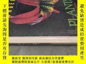 二手書博民逛書店ENDANGERED罕見PLANTS 瀕危植物 精裝英文版 庫存 書Y259256 LANDAU 出版19