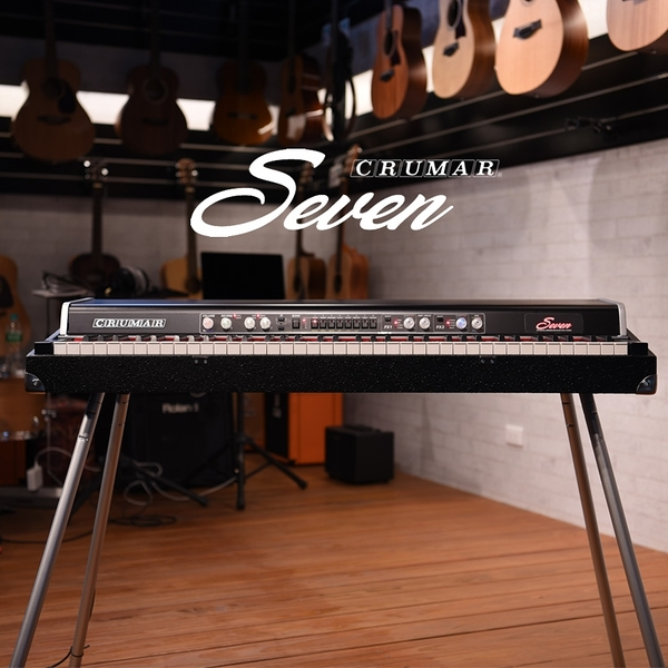 小叮噹的店 - CRUMAR SEVEN 73鍵 復刻電鋼琴 復古電鋼琴