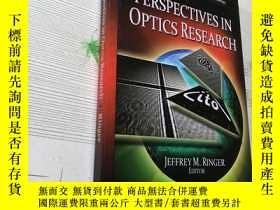 二手書博民逛書店Perspectives罕見in Optics Research