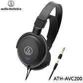 鐵三角 audio-technica 密閉式動圈型耳機 ATH-AVC200
