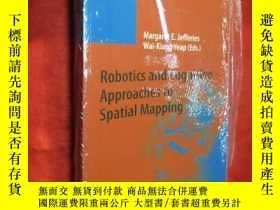 二手書博民逛書店Robotics罕見and Cognitive Approach