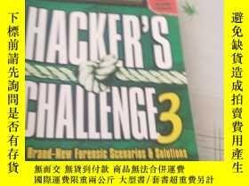 二手書博民逛書店Hacker s罕見Challenge 3 黑客挑戰3Y16761 Hacker s Challenge 3