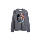 Gap男裝GapxDisney迪士尼系列套頭衛衣555430-炭灰