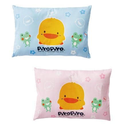 黃色小鴨 四季枕 (藍/粉)