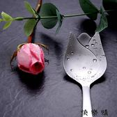 創意304玫瑰花勺不銹鋼長柄調羹湯匙飯勺