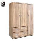 【多瓦娜】MIT-4X6三抽衣櫃/衣櫥-18048-WA2