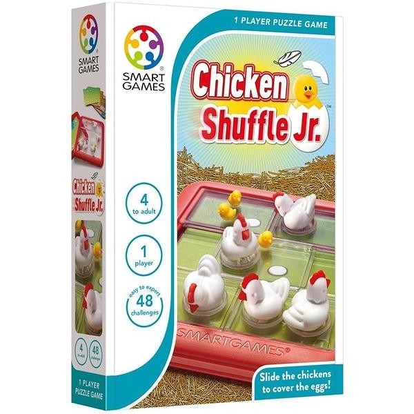 3D雞蛋保衛戰Chicken Shuffle Junior