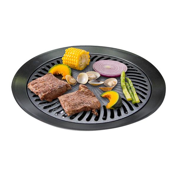 Debuy 日式燒肉烤盤 DB-061 不沾處理和風烤肉盤 燒烤盤