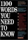 (二手書)1100 Words You Need to Know, 7/e