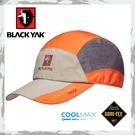 【BLACKYAK 韓國 男 GORE-TEX棒球帽《淺卡其》】BY161MAJ0184/防水/鴨舌帽/遮陽帽