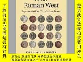 二手書博民逛書店Imperial罕見Ideals In The Roman WestY256260 Carlos F. Nor