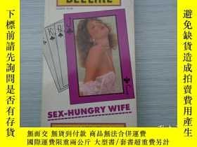 二手書博民逛書店BEELINE罕見SEX-HUNGRY WIFE by Rust