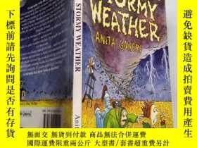 二手書博民逛書店Stormy罕見Weather 暴風雨天氣、.Y200392