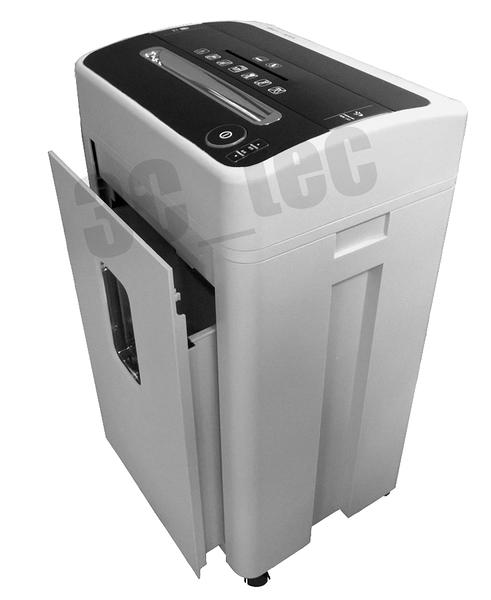 隱密士 920X 碎紙機 A4 短碎狀 碎訂書針、迴紋針、信用卡、光碟