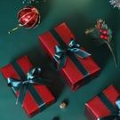 5張裝 彩虹包裝紙聖誕節新年禮品禮物禮盒紙【聚可愛】