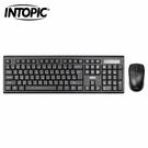 【INTOPIC 廣鼎】2.4GHz無線鍵盤滑鼠組合包(KCW-938)