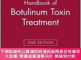 二手書博民逛書店預訂Handbook罕見Of Botulinum Toxin Treatment 2EY492923 A. P