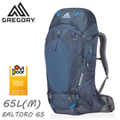 【GREGORY 美國 BALTORO 65 M 登山背包《薄暮藍》65L】91609/雙肩背包/後背包/自助旅行/健行/旅遊