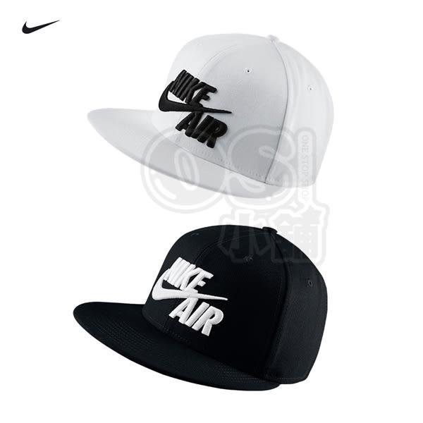 (特價) NIKE AIR TRUE EOS CAP 棒球帽 805063-010黑色 電繡 【代購】