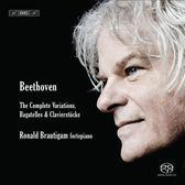 【停看聽音響唱片】【SACD】布勞提岡 / 貝多芬:鋼琴變奏曲及小品全集