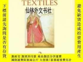 二手書博民逛書店【罕見】2001年出版 Medieval Clothing And TextilesY27248 Robin