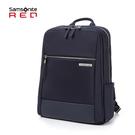 新品 Samsonite RED【AREE HE7】14吋筆電後背包 輕量 抗菌口袋 大容量 可插掛 質感推薦