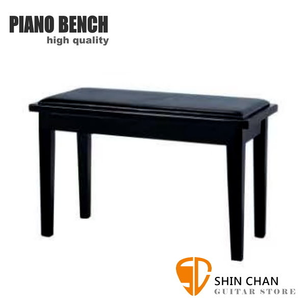 PIANO BENCH 雙人鋼琴椅 PJ001 黑色 電鋼琴椅/電子琴椅/piano琴椅/Keyboard椅