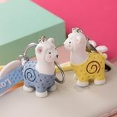 羊崽鑰匙鏈包包掛飾