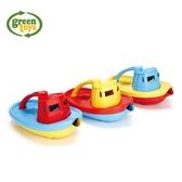 【美國Green Toys】水鴨子拖船(有三色可選)