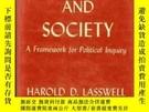二手書博民逛書店Power罕見And SocietyY256260 Harold D. Lasswell Yale Unive