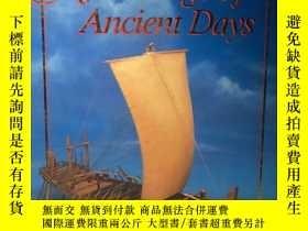 二手書博民逛書店英文原版:A罕見message of ancient daysY367822 Beverly J. Armen