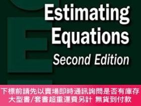 二手書博民逛書店Generalized罕見Estimating Equations, Second EditionY25517