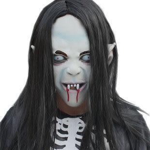 咒怨貞子鬼怪面具