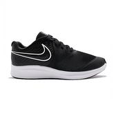 Nike Star Runner 2 (GS) 大童 黑白 輕量 透氣 避震 慢跑鞋 AQ3542-001
