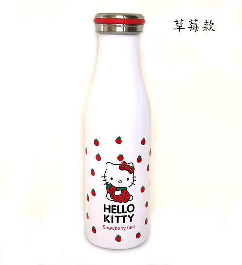 Hello Kitty 凱蒂貓不銹鋼保溫瓶
