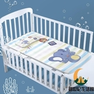 涼席兒童涼席子嬰兒床涼席床墊寶寶夏季冰絲涼席枕頭套裝新生兒用品【創世紀生活館】