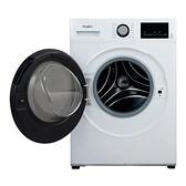 【南紡購物中心】Whirlpool 惠而浦 10公斤 WEHC10ABW 滾筒洗脫烘 洗衣機