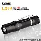 Fenix LD11手電筒【AH0714...
